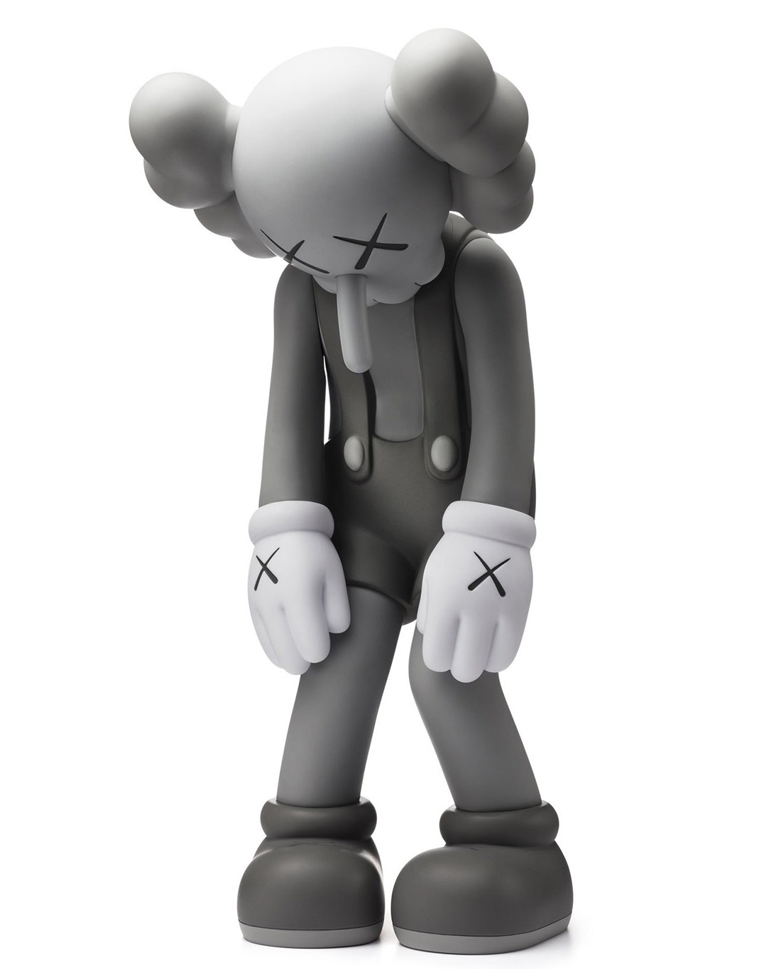KAWS-SMALLIE-GRAY-EVERPRESS-VINYL-TOYS