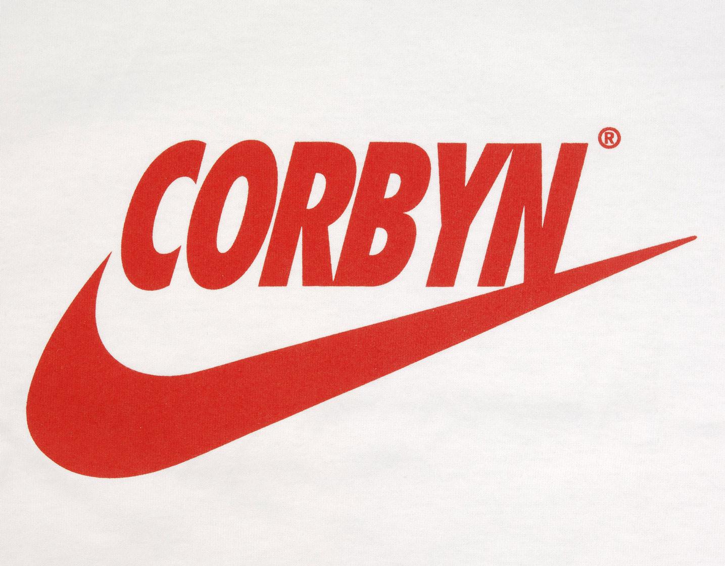 Bristol Street Wear's 'Corbyn' T-shirt