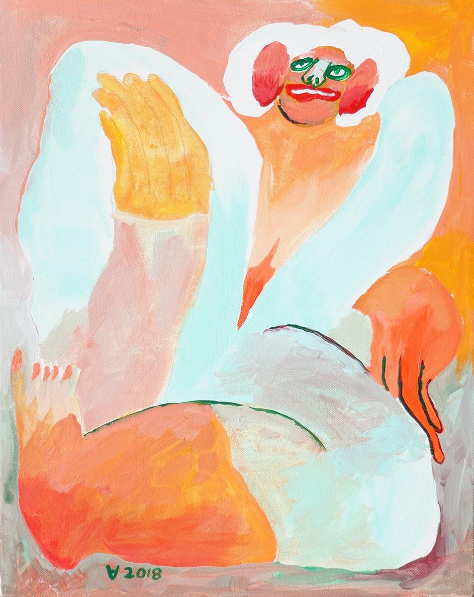 amber vittoria sell art online