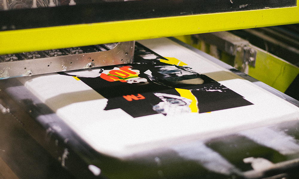How Direct to Garment (DTG) Printing Works | Everpress