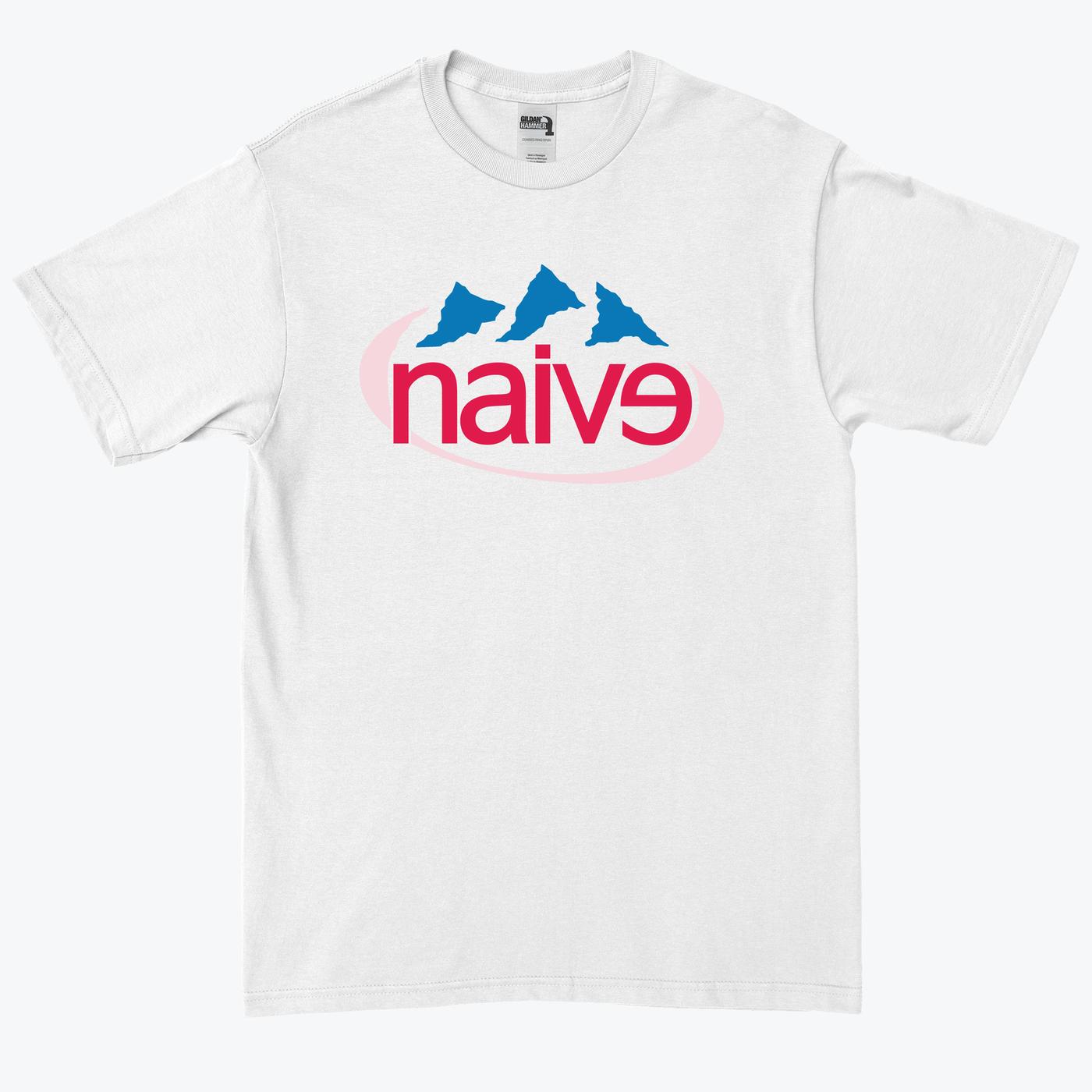 Naive Trax 'Naive' T-shirt