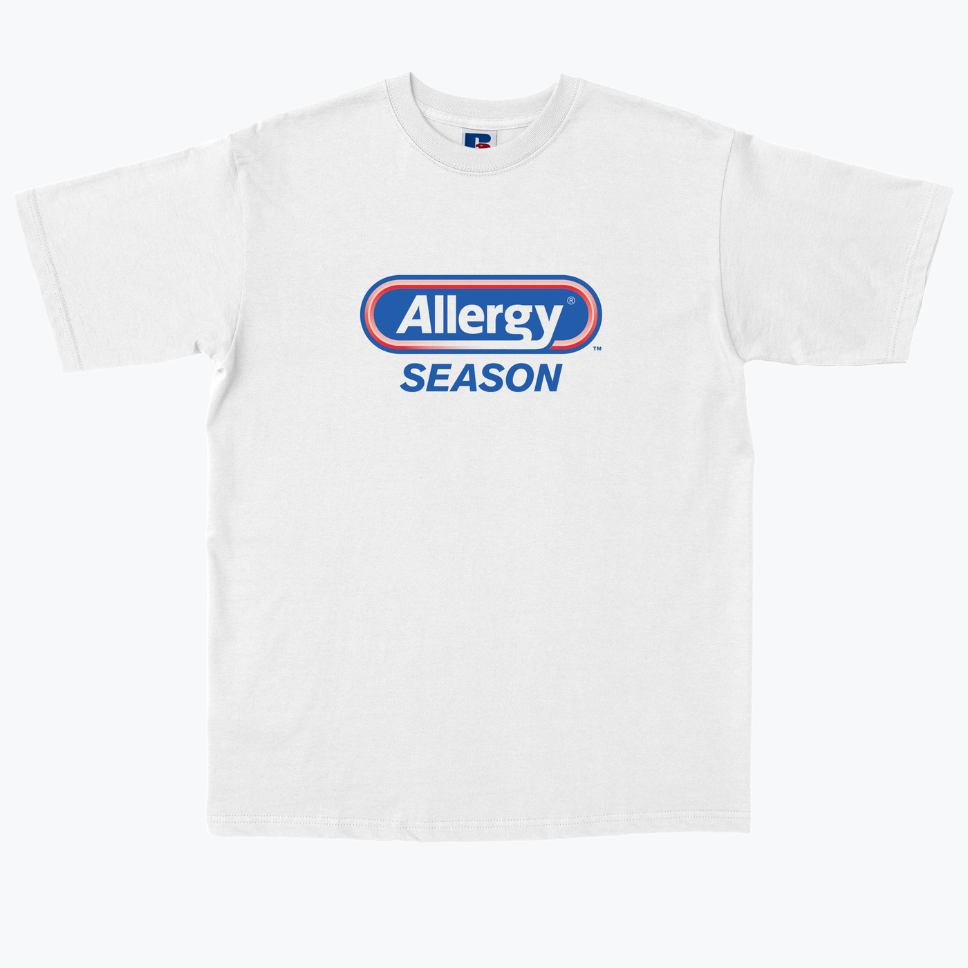 Allergy Season logo T-shirt