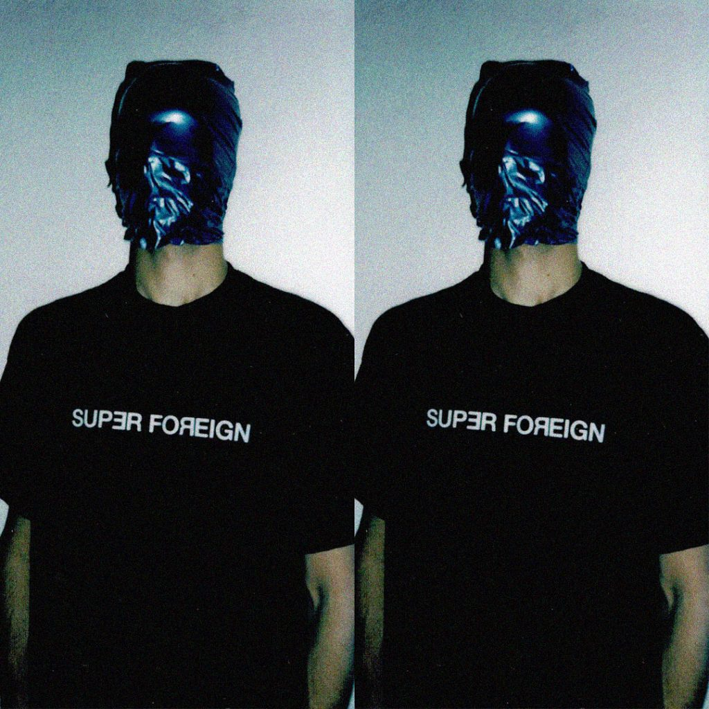 Super Foreign T-shirt by Brodie Kaman