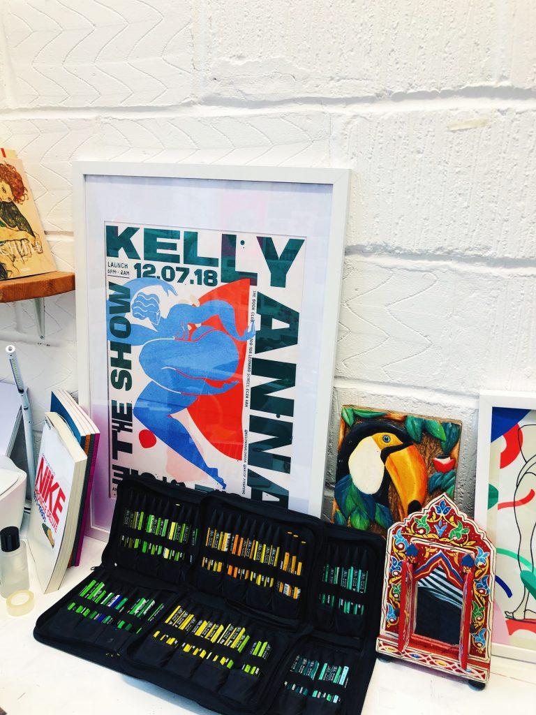 Kelly Anna studio