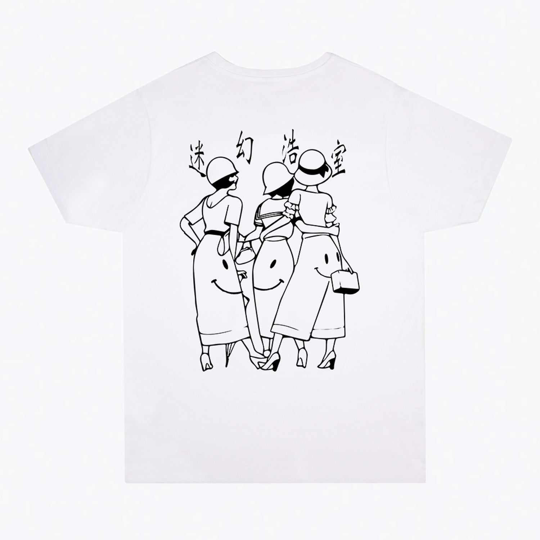 Mirror Planet Records' 'Acid House' T-shirt