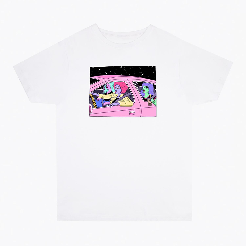 Robin Eisenberg's 'Night Driving' T-shirt
