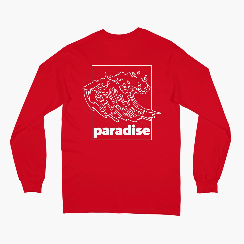 Paradise TV 'ParadiseTV.XYZ' T-shirt