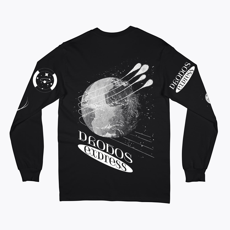 Florian Tripoteau's 'Phobos Express' T-shirt