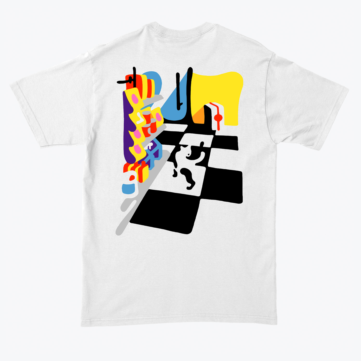 Jimmy Simpson's 'Bodega Cat' T-shirt