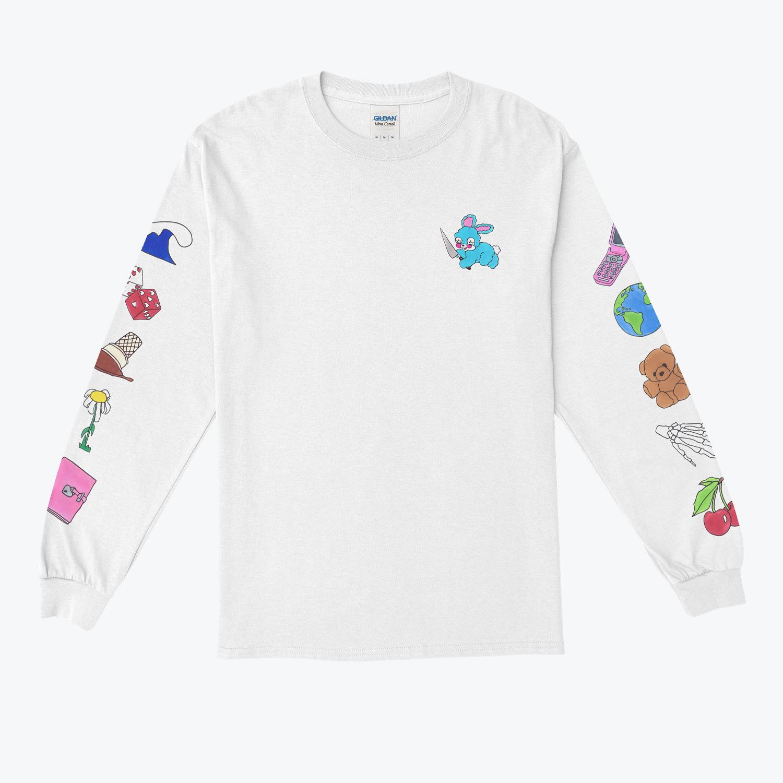 Grace Miceli's 'Bunny' T-shirt