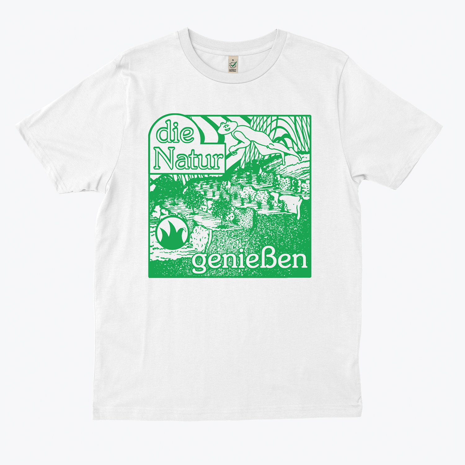 Jack Taylor & Molly Rose Dyson's 'Die Natur' T-shirt