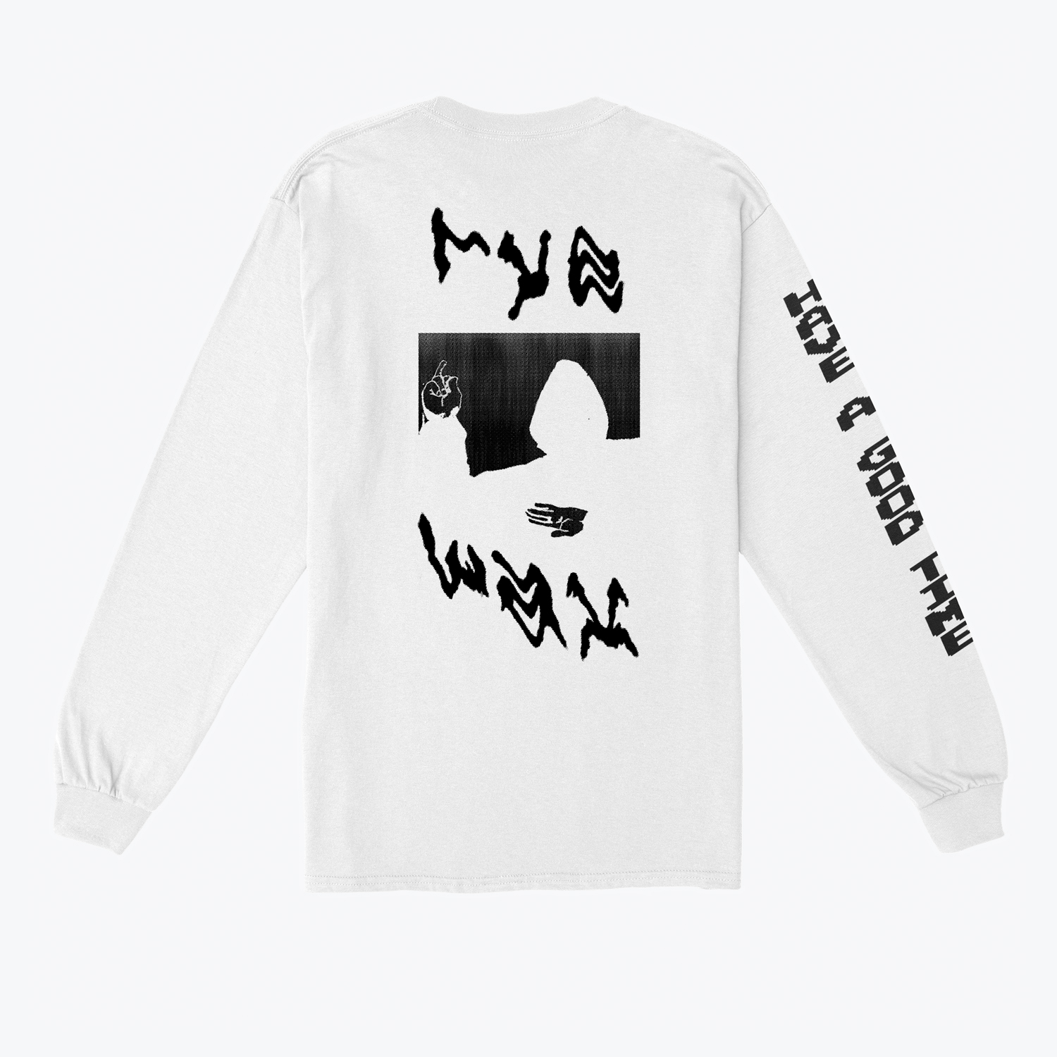 Rye Wax's 'Have-A-Good-Time' T-shirt
