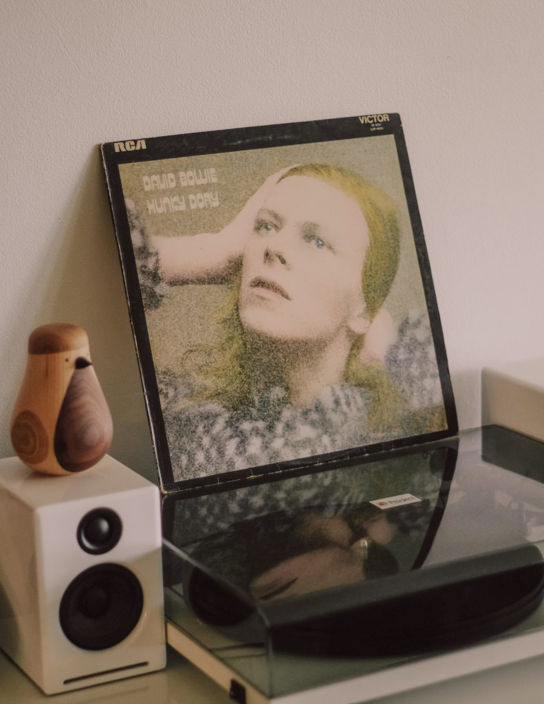 David Bowie's Hunky Dory