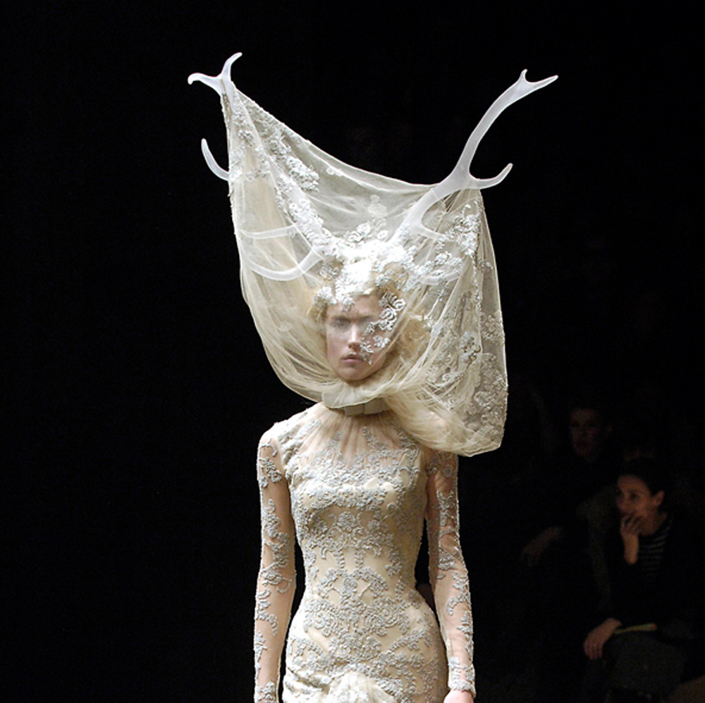Alexander McQueen: Savage Beauty exhibition