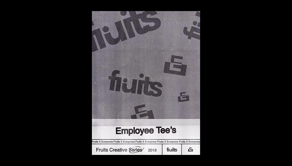 Fruits Creative series artwork by Fruits Art Club