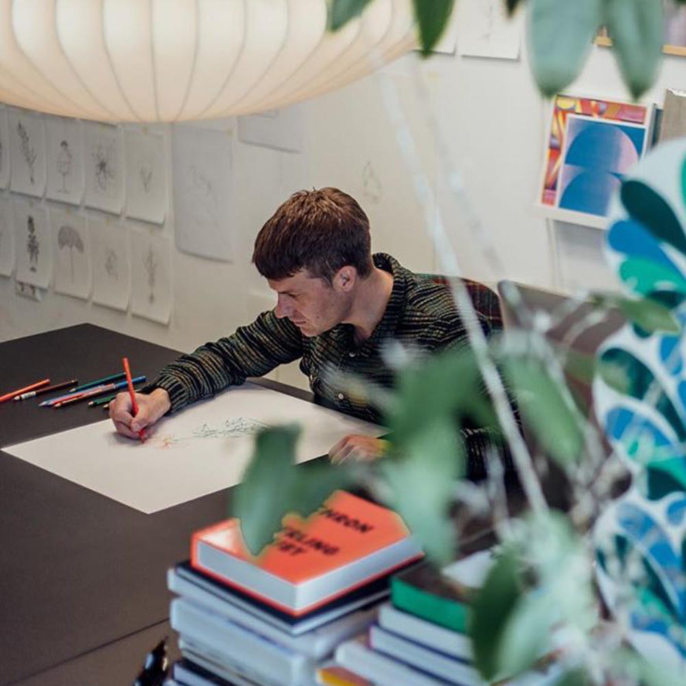 Merijn Hos photographed by Pierre Zylstra