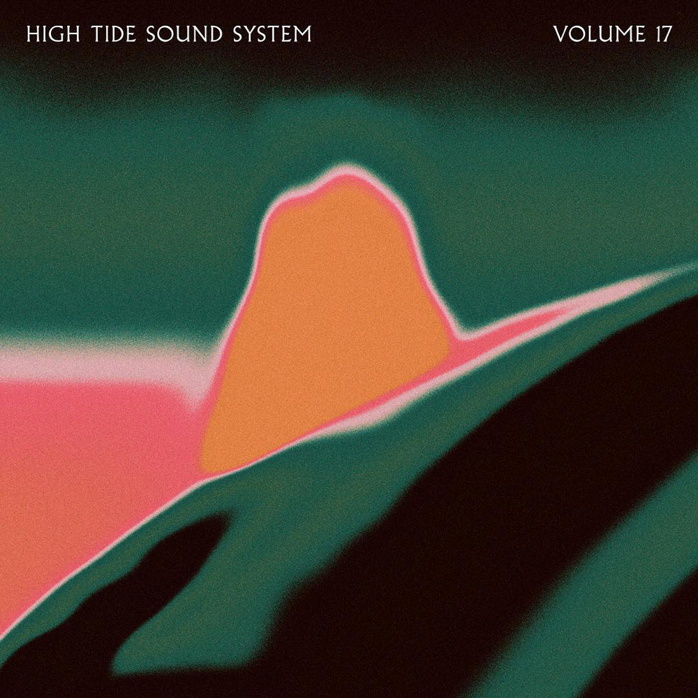 High Tide Sound System Vol. 17 designed by Nicholas K Law
