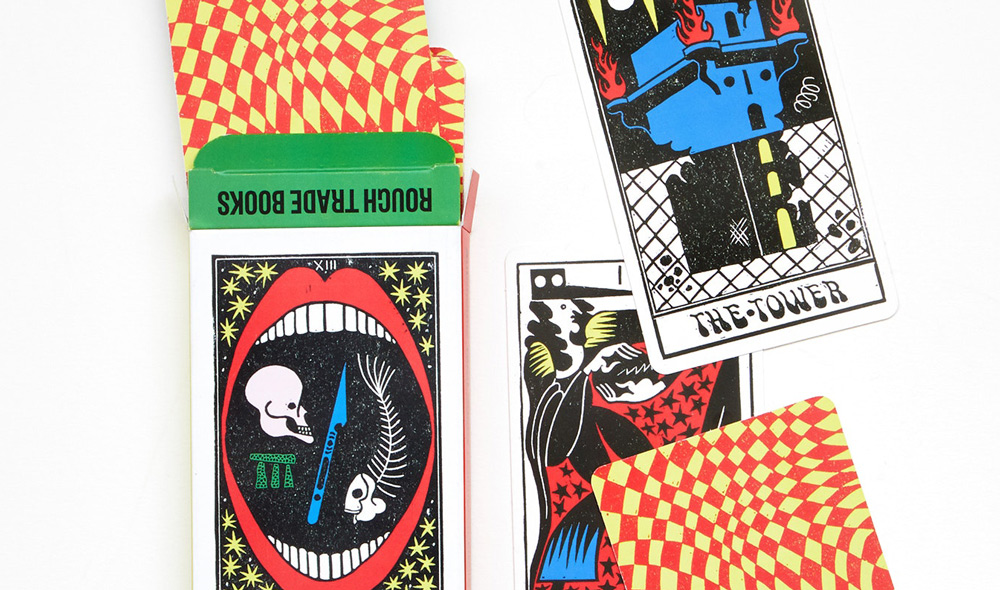 Sophy Hollington's 'Autonomic Tarot' collection