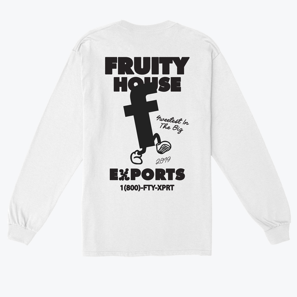 Fruits Art Club 'Fruity House Exports' T-shirt