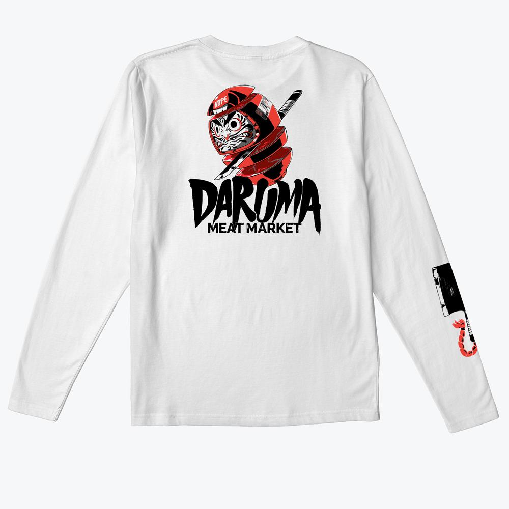 Jor Ros' 'Daruma Meat Market' T-shirt
