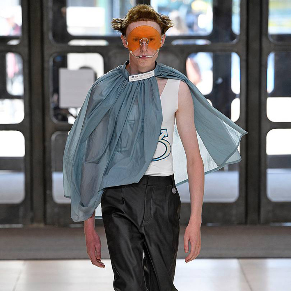 Xander Zhou Spring/Summer 2019 Menswear Collection