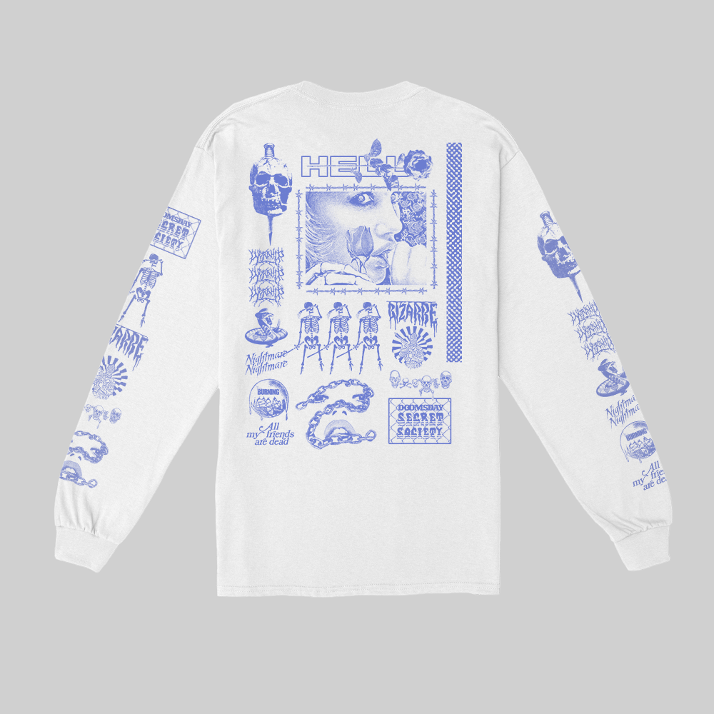 everpress_custom_t-shirts_best_graphic_tees_2019All My Friends Are Dead