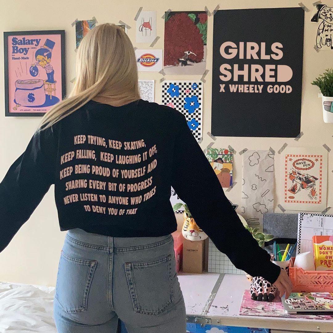 everpress-blog-20-favourite-t-shirt-designs-2020-wheely-good-x-girls-shred